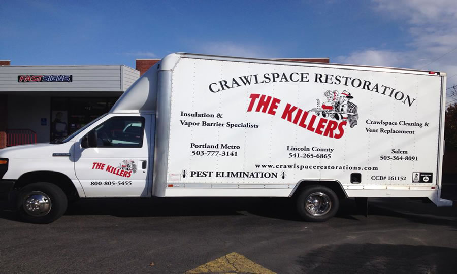 Crawl Space Restoration Services