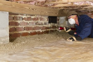 Crawl Space Damage Repair Portland
