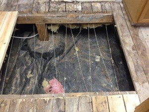 Crawl Space Restoration West Linn