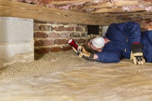 Crawl Space Repair Wilsonville