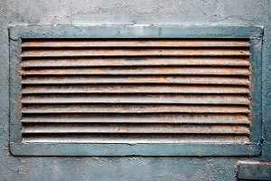 Crawl space vents in Portland by The Killers Crawl Space Restoration